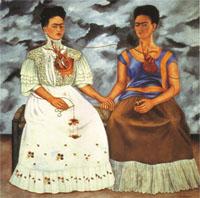 Frida Kahlo, The Two Fridas, 1939