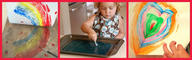 The Art Curator for Kids - Printmaking with Monoprints