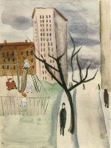 Alice Neel, After the Death of the Child, 1927-28