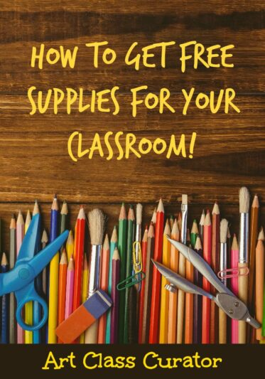 How to Get Free Supplies for Your Classroom