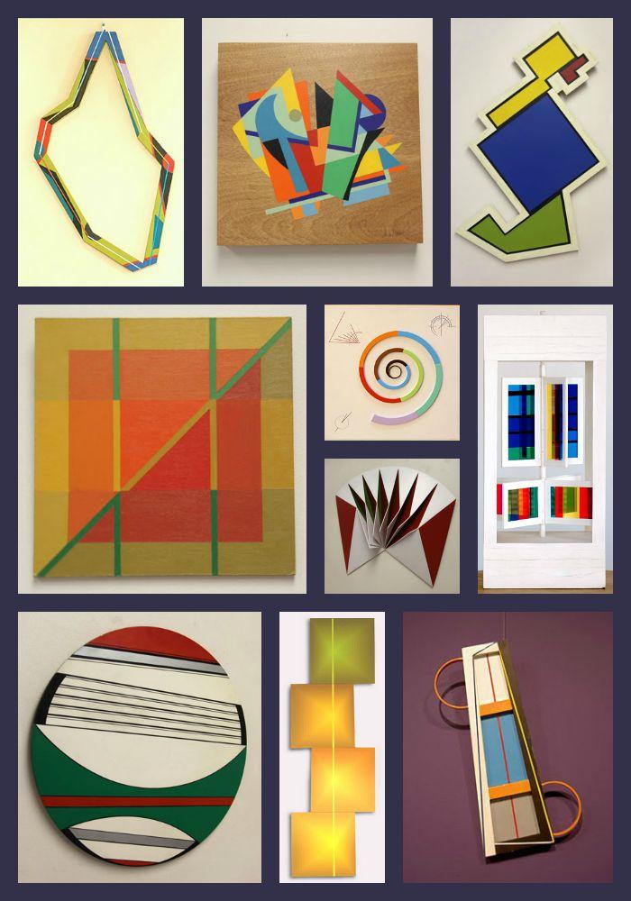 Madi Art from the Museum of Geometric and MADI Art