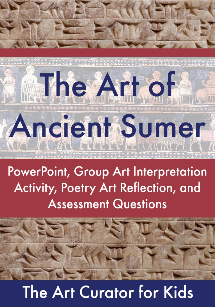 Ancient Sumer Art Lesson