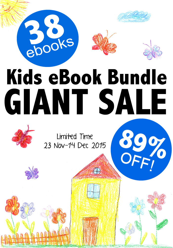 Amazing Kids eBook Bundle Sale