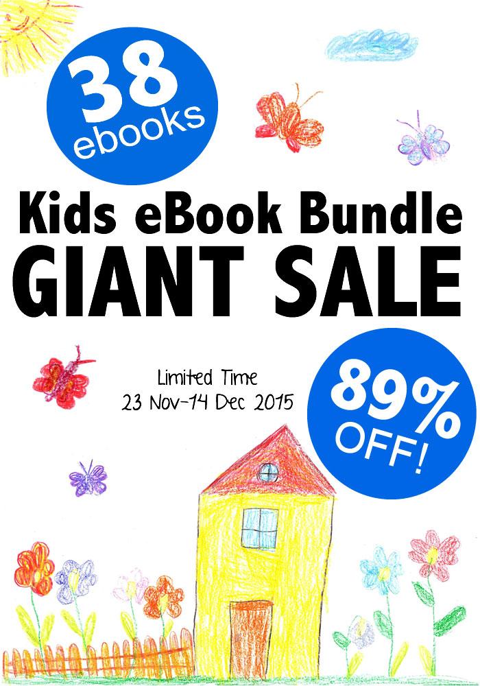 Amazing Kids eBook Bundle Sale