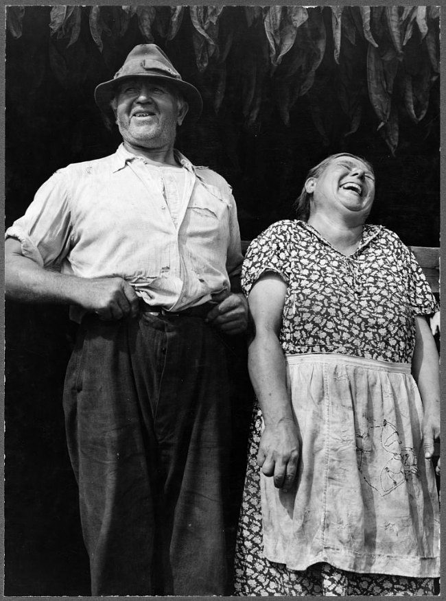 Mr. and Mrs. Andrew Lyman, Polish tobacco farmers near Windsor Locks, Connecticut, Library of Congress