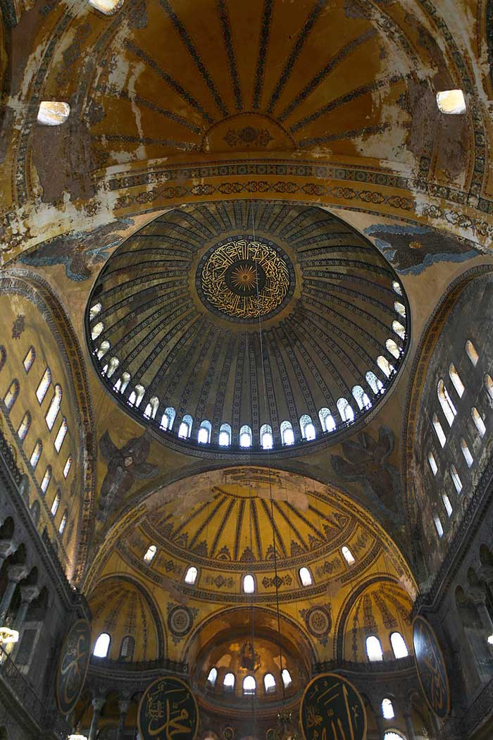 The Art Curator for Kids - My Art Bucket List - Hagia Sophia - Credit - Steve Evans