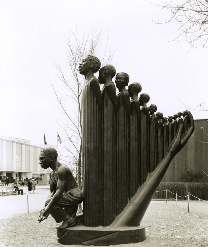Augusta Savage, The Harp, 1939