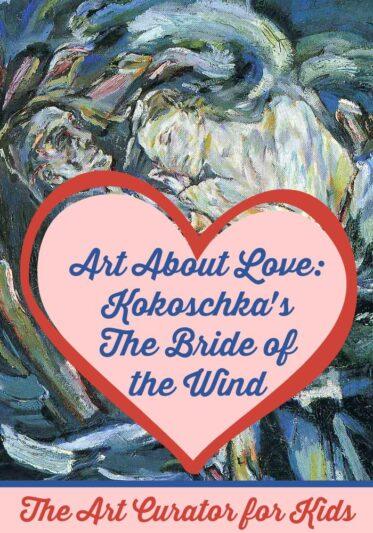Art About Love: Oskar Kokoschka's The Bride of the Wind