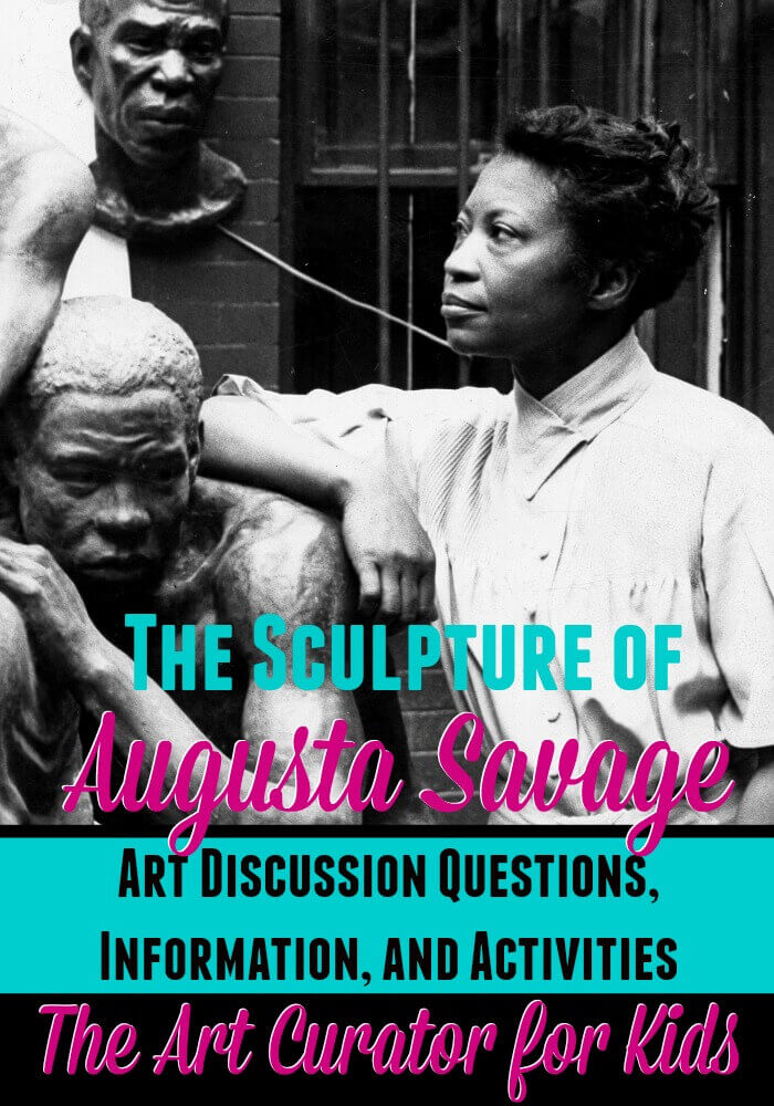 The Art of Augusta Savage