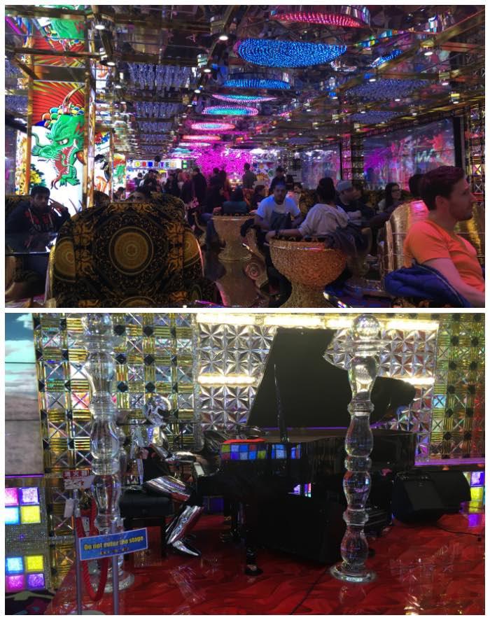 Japan Tokyo Robot Show Lounge