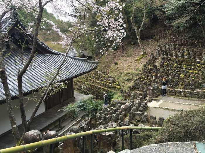 Otagi Nenbutsu-ji Temple2