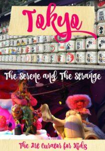Tokyo: The Serene and The Strange