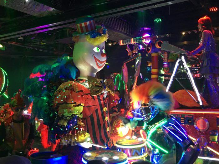 Tokyo Japan Robot Show Finale