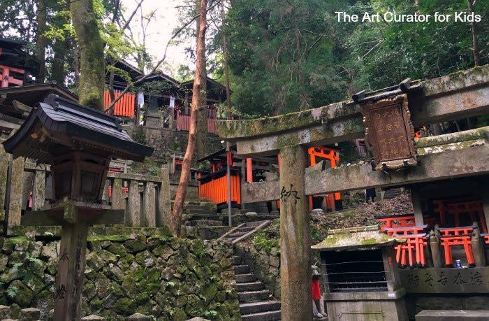 Fushimi Inari Small Shrines