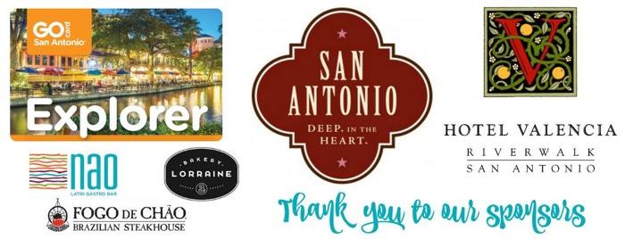 San Antonio Sponsors