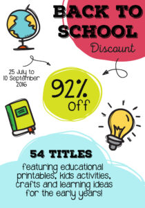 Amazing Bundle of Educational Resources — 54 Titles for 92% Off
