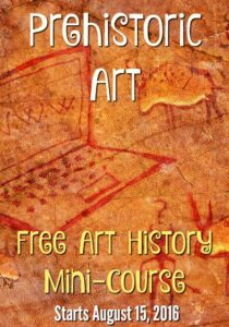 New Free Prehistoric Art Mini-Course!