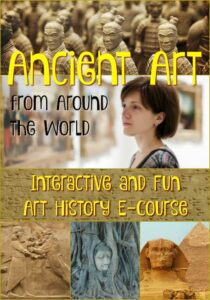 Ancient Art History Course - Pin - 700x1000px