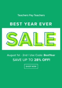 Best Year Ever Sale