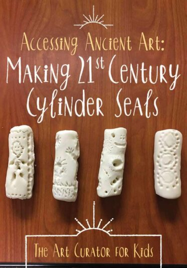 Accessing Ancient Art: Making 21st Century Cylinder Seals