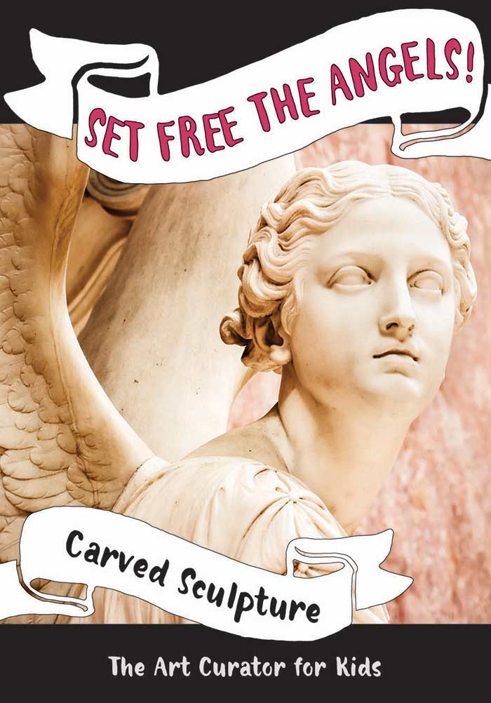 Set Free the Angels: How Carved Sculptures Are Made
