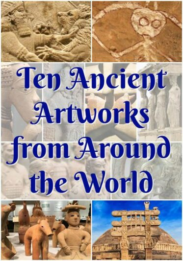 Ten Intriguing Ancient Artworks from Around the World