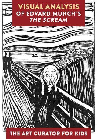 Edvard Munch Visual Analysis The Scream-to post