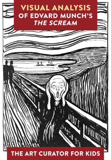 Edvard Munch Visual Analysis The Scream-to post