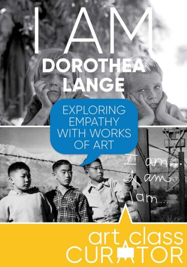 I am… Dorothea Lange: Exploring Empathy Art Lesson