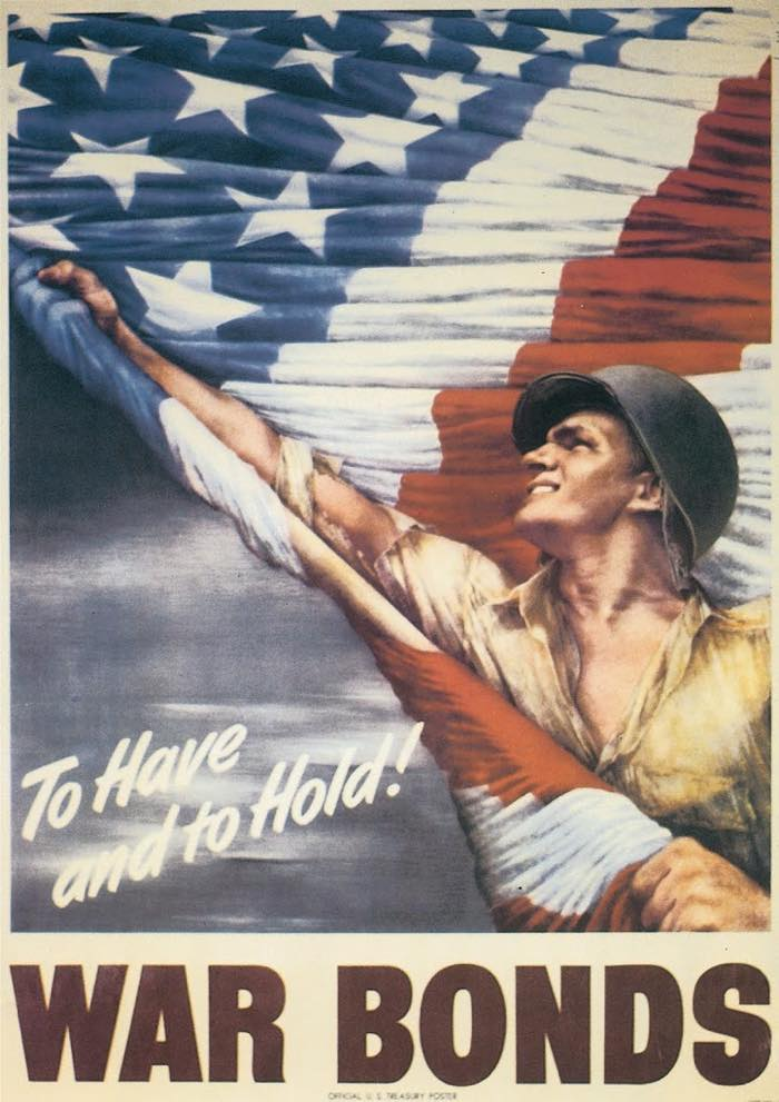 To Have and to Hold World War II Propaganda