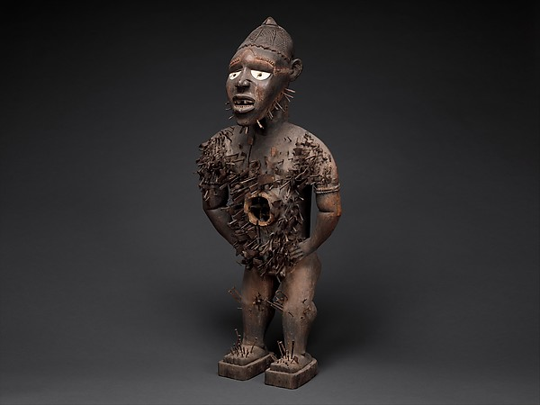 dogon and kongo power figure The exhibition kongo: power and majesty, running from september 2015 to january 2016, will for the first time assemble twenty kongo figures attributed to this artist these nineteenth-century works will be historically grounded in relation to some 100 other kongo masterpieces from both private and public collections.