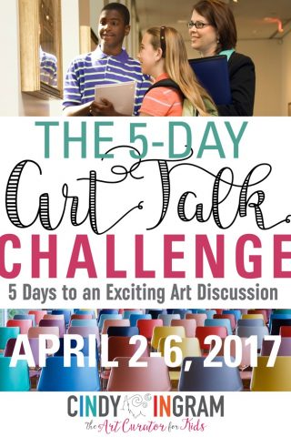 The Free 5-Day Art Talk Challenge