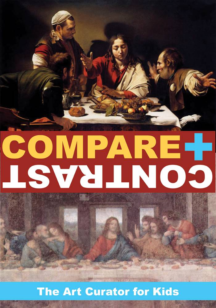 Compare and Contrast art