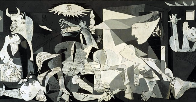 Art, Horror, and The Sublime: Pablo Picasso's Guernica
