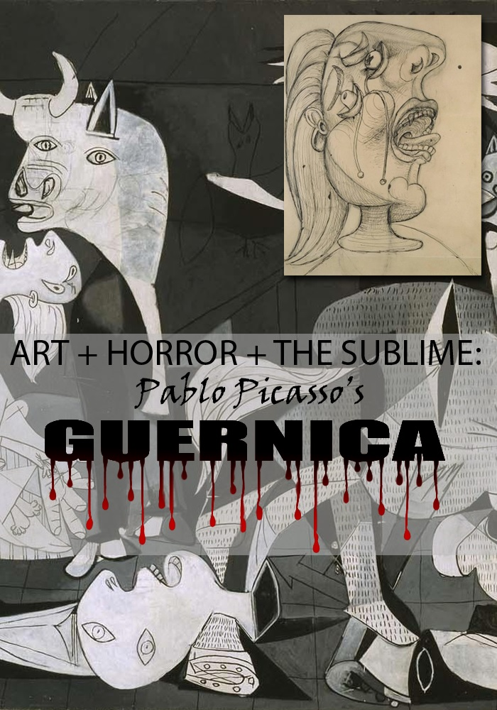 guernica by pablo picasso art critique essay Guernica (1937) by artist pablo picasso is one of the most famous paintings of all time like so many famous works of art, the meaning of picasso's guernica is not immediately clear and left wide open to analysis and interpretation.