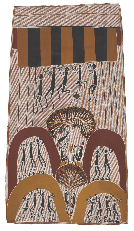Australia Aboriginal Art Lesson and Aboriginal Art Project