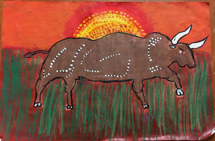 Australian Aboriginal Art For Kids Lesson And Project