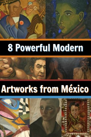 8 Powerful Modern Artworks from México