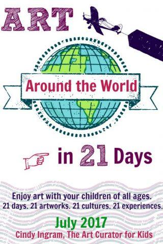 Art Around the World in 21 Days – Free E-Mail Series