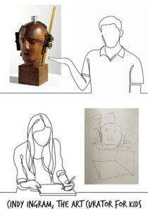 Drawing Description Art Learning Activity - Art Class Curator