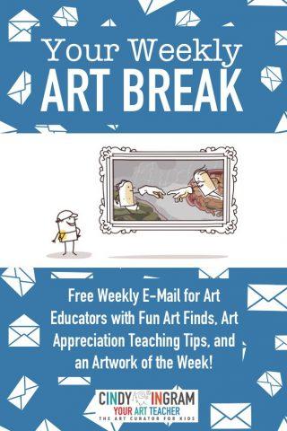 Take Your Weekly Art Break