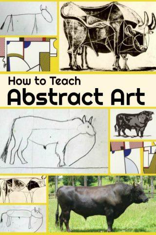 How to Teach Abstract Art