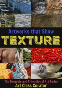 Texture in Art Examples - Art Class Curator