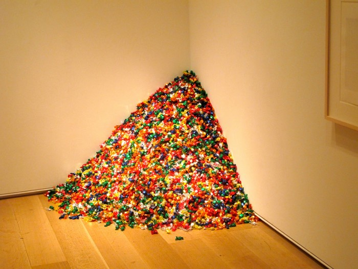 Exploring Art with the 5 Senses - Untitled (Portrait of Ross in L.A.) by Felix Gonzalez-Torres Photo Credit henskechristine.jpg