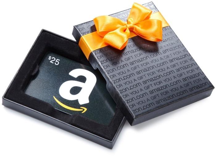 Gift Ideas for Art Teachers - Amazon Gift Card