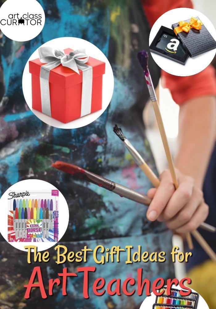 Best Gift Ideas for Art Teachers