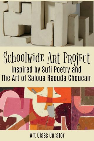 Art and Poetry Connections with Saloua Raouda Choucair