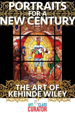 Portraits for a New Century: Kehinde Wiley Art Lesson