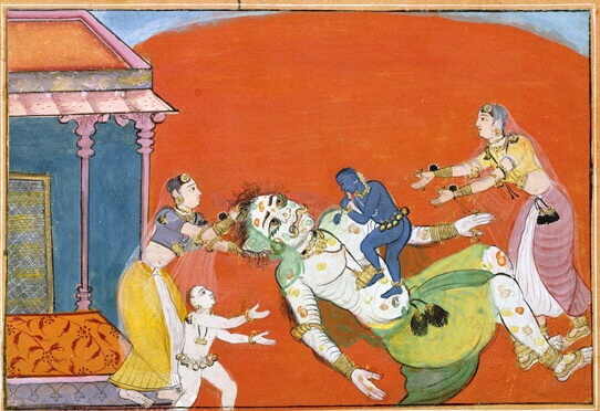 Hindu artwork