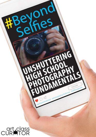 Beyond Selfies: Unshuttering High School Photography Fundamentals